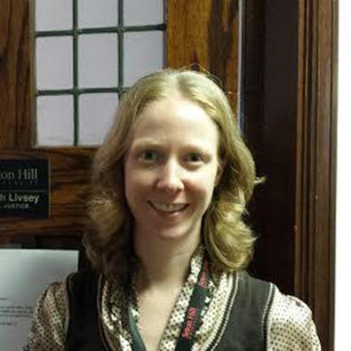 Sarah Livsey Ph.D.