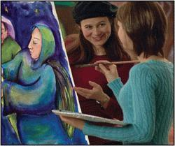 Image for Art Therapy Master's Degree Information Session
